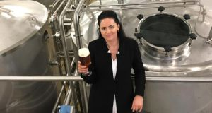 "Faye Healy of Dundalk Bay Brewery: ""You only have to look at the US, which is years ahead of us in terms of craft brewing, to see that it is here to stay."""