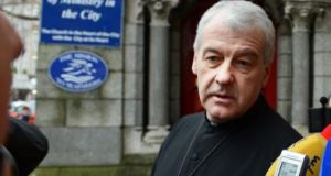 CoI Archbishop Michael Jackson: 'As a society we stand in need of restoration.' Photograph: Cyril Byrne/The Irish Times