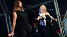 Bananarama will be performing  at Beatyard. Otherwise it's an all-male line-up of festival headliners at   Forbidden Fruit, Longitude, Body & Soul, Sea Sessions, Indiependence and Castlepalooza. Clearly there is something wrong. Photograph: Ramsey Cardy/Sportsfile