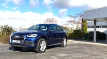 Our Test Drive: the Audi Q5