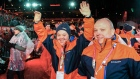 Team Ireland feature in Special Olympics opening ceremony