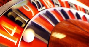 There is no legal guarantee in Irish law that gamblers will be paid their winnings, a judge in the Circuit Civil Court has said.   Photograph:  Danny Lawson/PA.