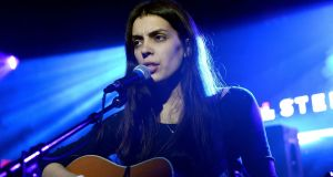 Julie Byrne performs onstage at the Mazda Studio at Empire Garage on March 14, 2017 in Austin, Texas. (Photo by Scott Dudelson/WireImage)