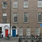 The 16 units in the two four-storey over-basement  buildings at 96-97 Capel Street produce rental income of €165,000