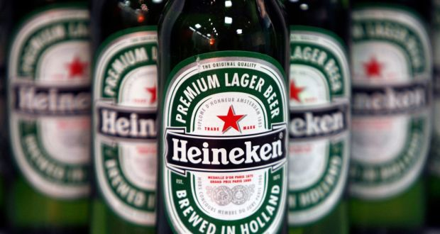 The Heineken Star Is Thought To Represent A Brewers Symbol Or Various Stages Of