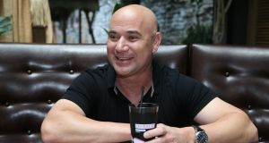 "Andre Agassi: ""My lack of education, a lack of choice, had a huge impact."""