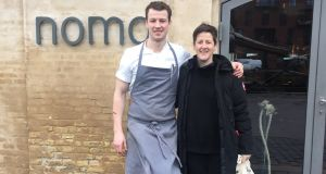 The Irish chef heading to work in the jungle with Noma