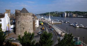 Waterford city centre has been in decline since 2005.