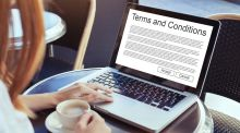 Should you read all the terms and conditions or totally ignore them? Or  simply check for key words and phrases that might trip you up? Photograph: iStockphoto