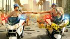 Taking the low road: Michael Peña and Dax Shepard in CHiPs