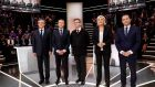 Up to 11m French viewers tune in to first presidential debate
