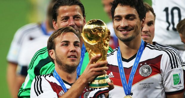 The story of Mario Gotze: a rare illness and unfulfilled