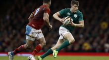 Ireland's Garry Ringrose is among thosse nominated for the European Player of the Year award. Phiti: Inpho