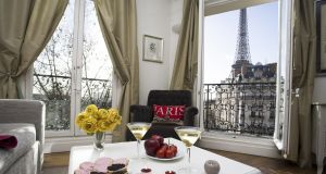 Paris rental on  Perfect Experiences
