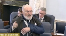David Norris lashes out at 'demeaning' payments to senators