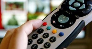 Around two-thirds of European countries use television licences to fund public service broadcasting. Photograph: Gareth Fuller/PA Wire