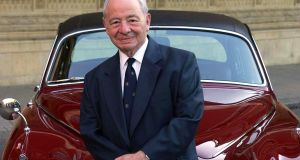 Colin Dexter. Photograph: Cathal McNaughton/PA