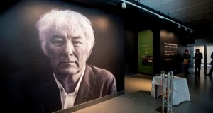Voyage into Heaney country at HomePlace