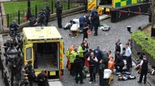 Westminster attack: Eyewitness accounts