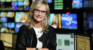 RTÉ director-general Dee Forbes: dismantling the current structure, with its silos devoted to television, radio and digital, may hint at a willingness to reconsider the future of some sacred cows.