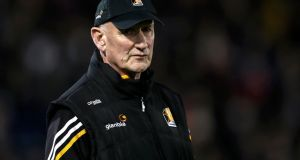 "Brian Cody: ""As far as we're concerned, Brian Cody will always be up there. No matter what happens from here on,"" says Eddie Keher. Photograph: Tommy Dickson/Inpho"