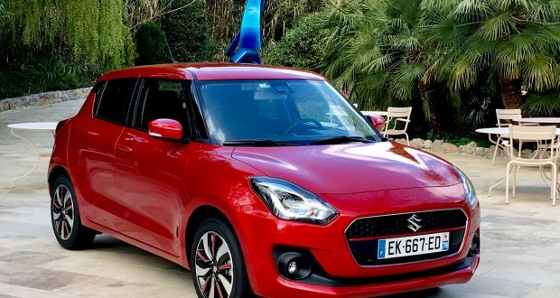 First drive suzuki swift offers improved interior space yet remains the extra width over japans domestic swift gives the european swift a more purposeful and almost fandeluxe Choice Image