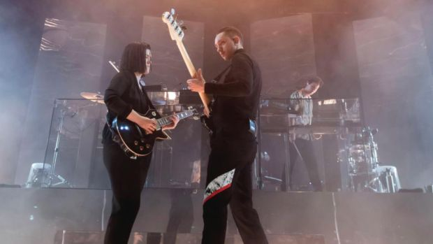 Oliver Sim and Romy Madley Croft of The xx are due to headline this year's Electric Picnic festival. Photograph: Jakubaszek/Redferns