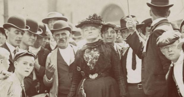 Mary Harris, who became Mother Jones, the United States