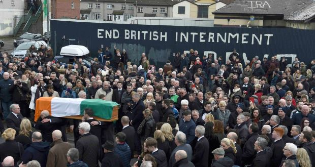 Gallery: Martin McGuinness funeral