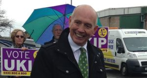 Former Conservative MP Bob Spink defected to Ukip in 2008.
