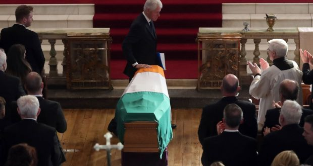 Image result for martin mcguinness coffin