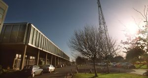 RTÉ, Donnybrook: Commercial   income at the broadcaster  came in at €155 million in 2015 – less than the €179 million licence fee funding it received that year. Photograph: Alan Betson