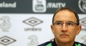 Manager Martin O'Neill said performance on  par with that against Italy at Euro 2016 needed if Ireland  are to beat  Wales. Photograph:   Lorraine O'Sullivan/PA Wire