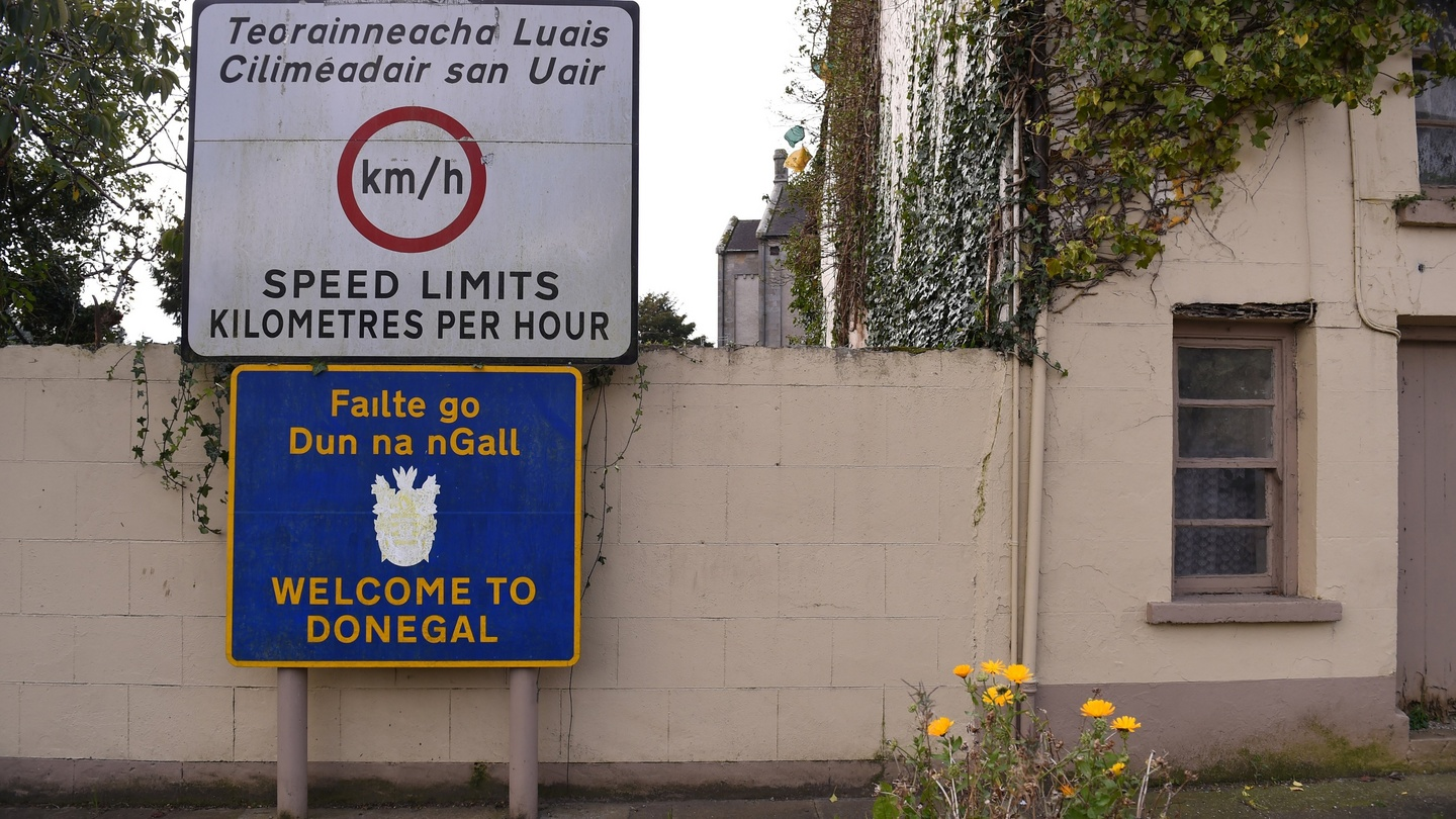Donegal County Council Comhairle Chontae Dhun na nGall