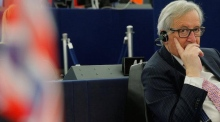 Jean-Claude Juncker describes Brexit as a 'tragedy'