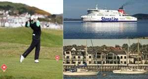 Win a fabulous €1,000 two-night golfing break