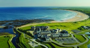 Win a luxurious overnight night stay at Trump International Golf Links & Hotel, Doonbeg