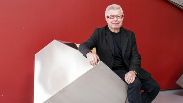 "Daniel Libeskind: ""Cities are not only about museums, churches, government offices and so forth: cities are about living."""