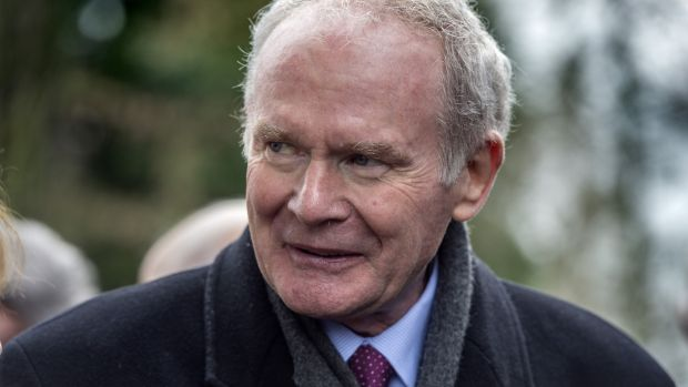 Martin McGuinness had a confidence, intelligence and empathy that stood out. But he also had a ruthlessness that was honed in the Derry cauldron of his time. Photograph: Brenda Fitzsimons
