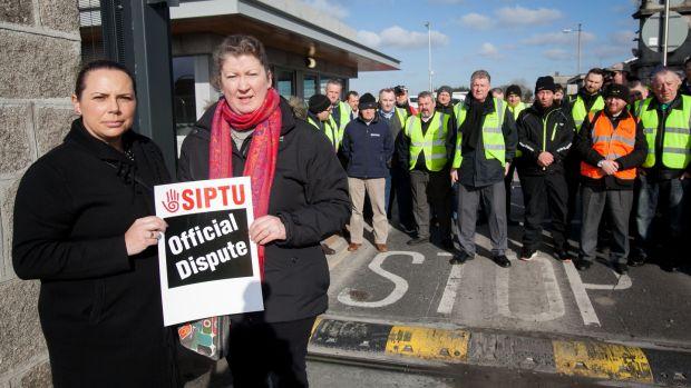 Bus Éireann strike may be extended this week