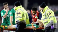 Martin O'Neill laments the injury to 'big captain' Seamus Coleman