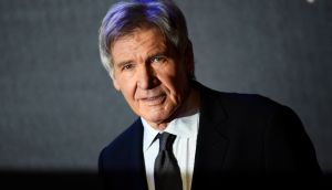 Actor Harrison Ford called himself a 'schmuck' after he mistakenly landed his private plane on an airport taxiway. File photograph: Dylan Martinez/Reuters
