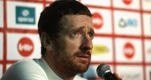 Bradley Wiggins has vowed to 'shock a few people' when he finally has his say on doping allegations. Bryn Lennon/Getty