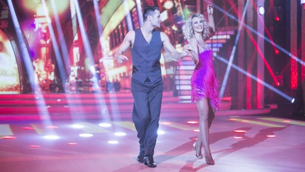 Aoibhín Garrihy is the favourite heading into the Dancing with the Stars final