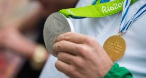 Rowing was Ireland's most successful sport at the Rio Olympics, with Gary and Paul O'Donovan picking up silver. Photograph: Cathal Noonan/Inpho