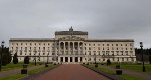 The Stormont Estate in Belfast. File photograph: Ben Stansall/AFP/Getty Images