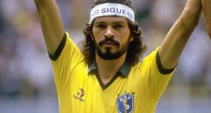 "Sócrates: ""I never think about what might happen tomorrow, man, never"""