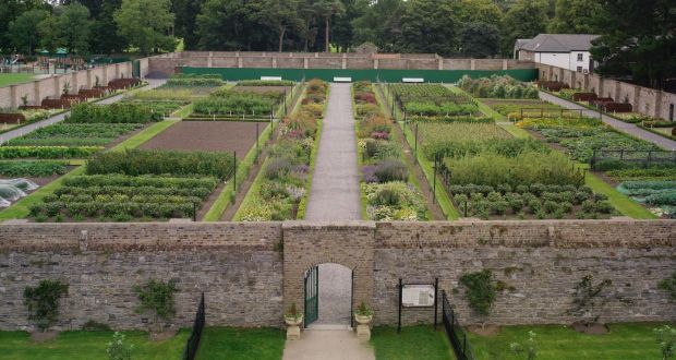 Park yourself in Dublins finest garden