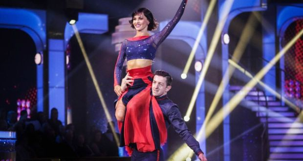 Aidan O Mahony Wins Dancing With The Stars