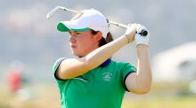 Leona Maguire secured her sixth win at Dukes University in LA. Photograph: James Crombie/Inpho